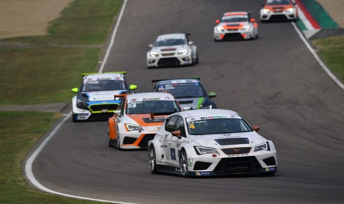 TCR Italy: a Vallelunga il quinto round