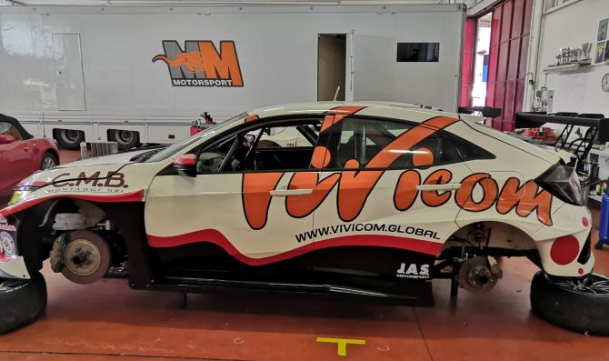 Due Honda TCR 2019 per MM Motorsport