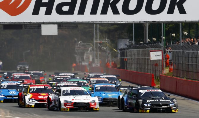 Monza to host DTM test on March