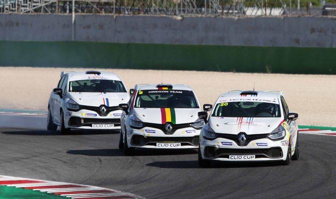 La Clio Cup Italia nei weekend ACI