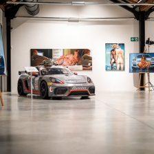Ebimotors festeggia il titolo GT4 Sprint