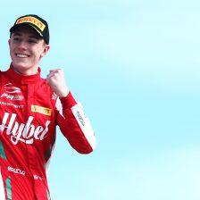 Vesti steps up to FIA Formula 3