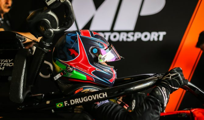 Drugovich e MP Motorsport insieme
