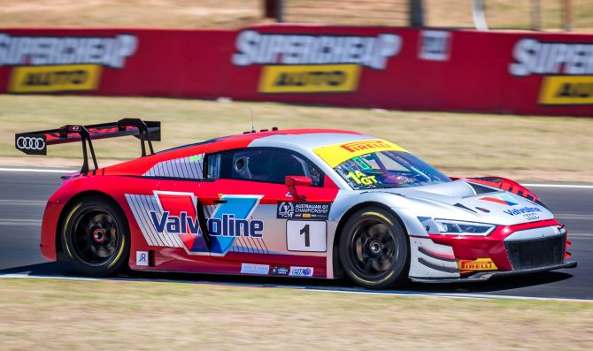 Audi Sport Team Valvoline to field three cars
