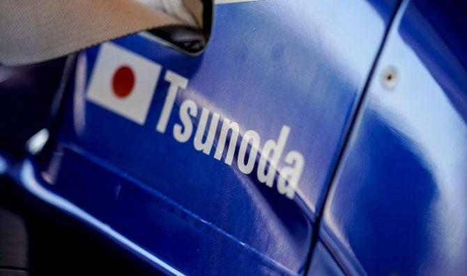 Tsunoda joins Carlin for F2 debut