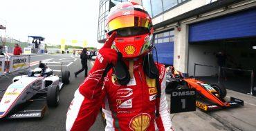 Manaf Hijjawi first British F3 Jordanian driver