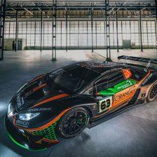 Nuova livrea per FFF Racing