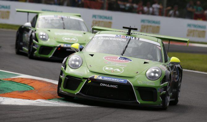 Quaresmini: voglio solo Porsche