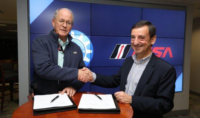 ACO and IMSA seal agreement