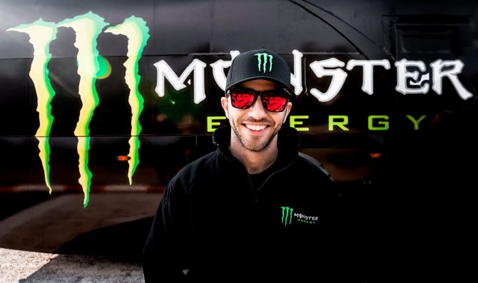 Alon Day joins PK Carsport
