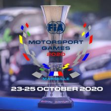 2020 FIA Motorsport Games will be hosted in France