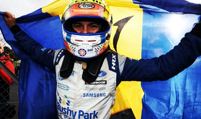 Maloney debutta con Carlin