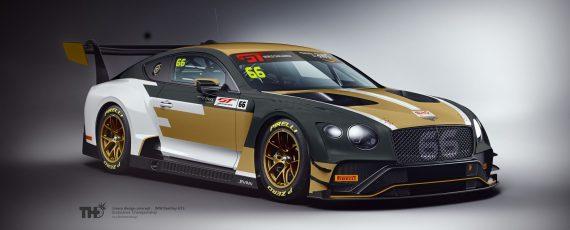 JMW con la Bentley