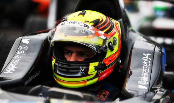 Alvarez moves to British F3
