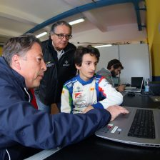 F4: intervista a Gabriele Minì
