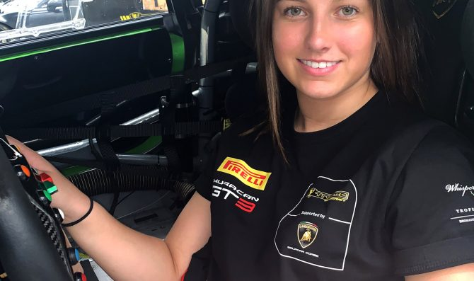 Taya Heath to contest Australian GT