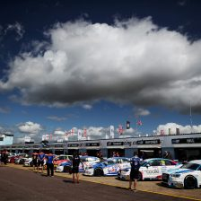 BTCC hybrid cars hit the track this summer