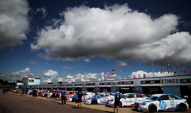 La prima BTCC ibrida in pista a giugno