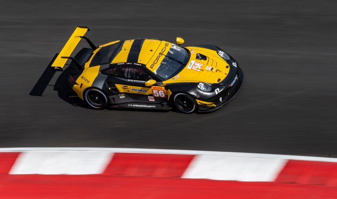 Austin, qualifiche: Cairoli in LMGTE Am