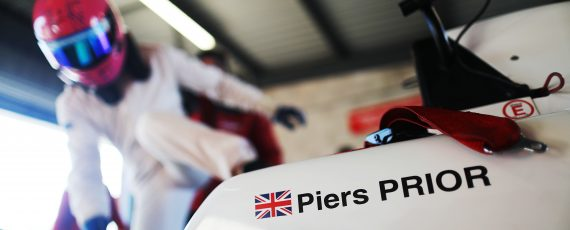 Prior nella F3 inglese