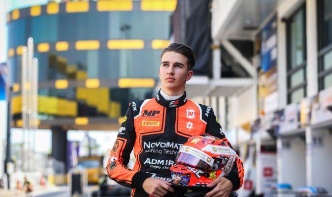 MP Motorsport signs Lukas Dunner
