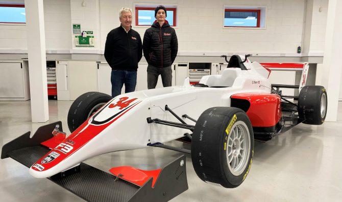 Olsen confirmed by Fortec Motorsport