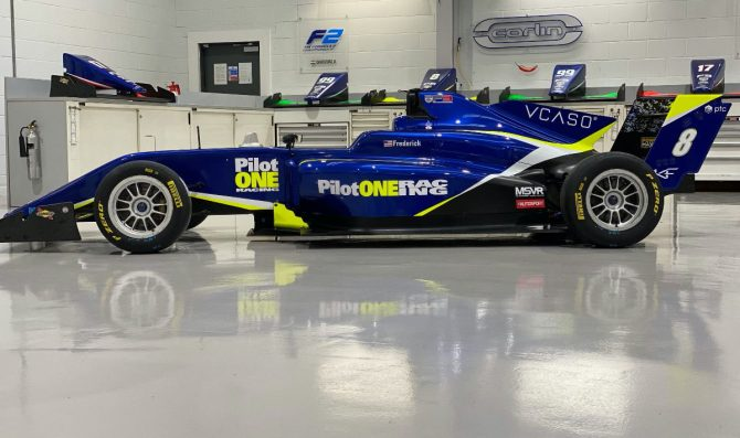 Frederick returns to Carlin