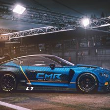 CMR announces two-car Bentley line-up