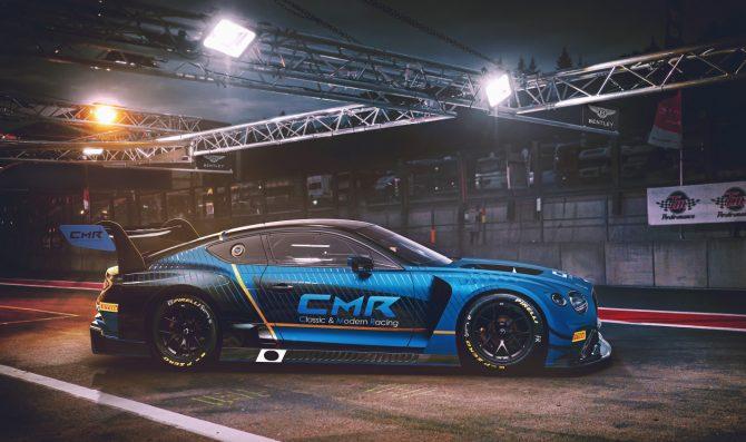 CMR announces two-car Bentley line-up