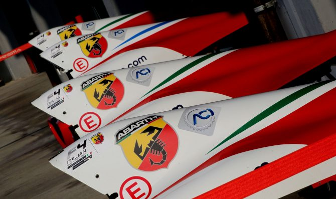 Kateyama cancella i test di Monza e Imola