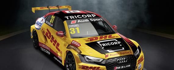 Tom Coronel switches to Audi