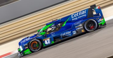 Patrik Pasma firma con KIC Motorsport