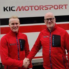 KIC Motorsport signs Pasma