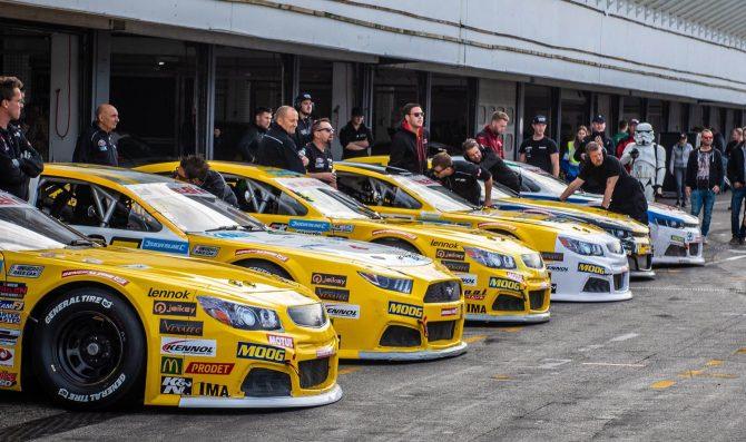 NASCAR GP of Spain postponed