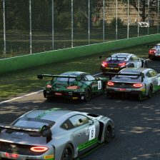 Virtual GT racing set for Monza challenge
