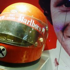 I caschi di Formula 1, simbolo dei tempi