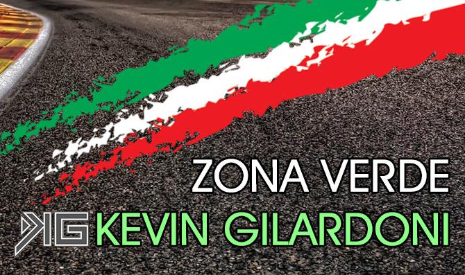 Zona Verde: Kevin Gilardoni
