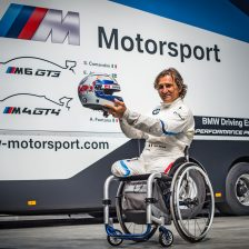 Grave incidente per Zanardi in handbike