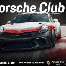 Porche Club GT: via da Misano