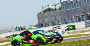 Chiesa-Greco in GT Cup con Easy Race