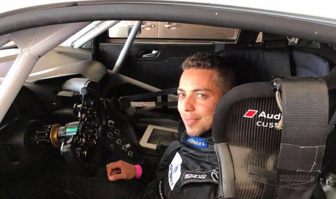 Mancinelli confermato sulla Audi