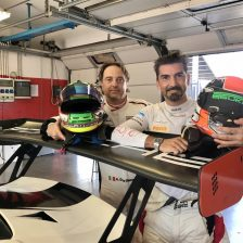 Cassarà e De Giacomi in GT Sprint