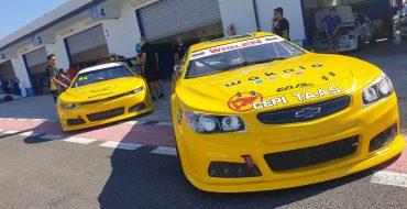 Meloni nella serie Sprint con la BMW GT4