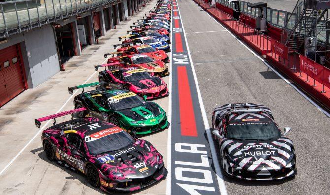 Ferrari Challenge: che via da Imola!