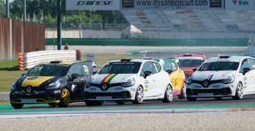 Valli con la BMW Z4 in Coppa Italia GT
