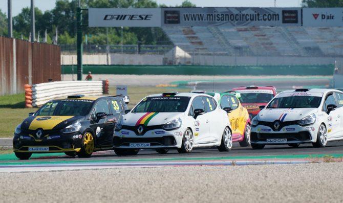 La Clio Cup Italia in Tv