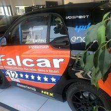 La Basilicata si fa elettrica: Falcar e Lavieri debuttano nella smart e-cup