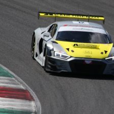 Audi domina le qualifiche al Mugello