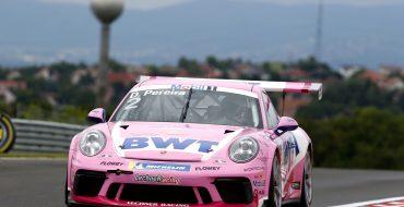 Girolami subito a podio nel TCR Italy con MM Motorsport