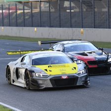 Audi vince col brivido